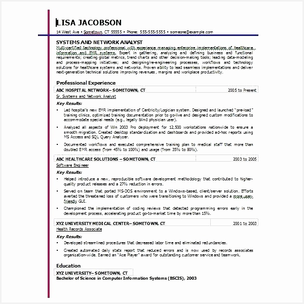 Resume Template Microsoft Word Awesome Word Templates for Resumes From I Pinimg 736x 0d 63 69600600