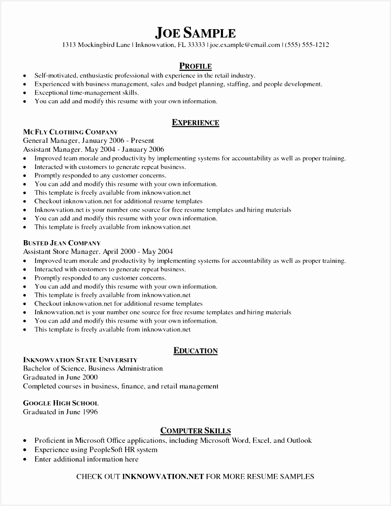7 teaching cv template nz