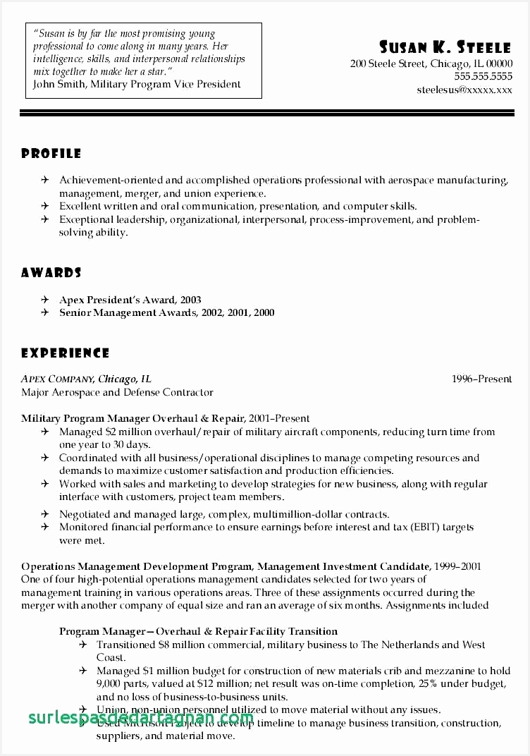 Resume Templte Professional Template Resume Maker Free Usajobs Resume Example Unique Free Resume 0d New Free1072752