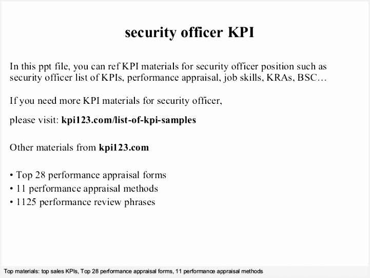 Security ficer Resume Sample Fresh Help Write Our Five Word Webby Speech Win Big Prizes541721hUruc