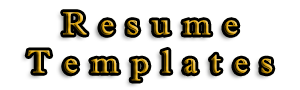 Free Samples , Examples & Format Resume / Curruculum Vitae