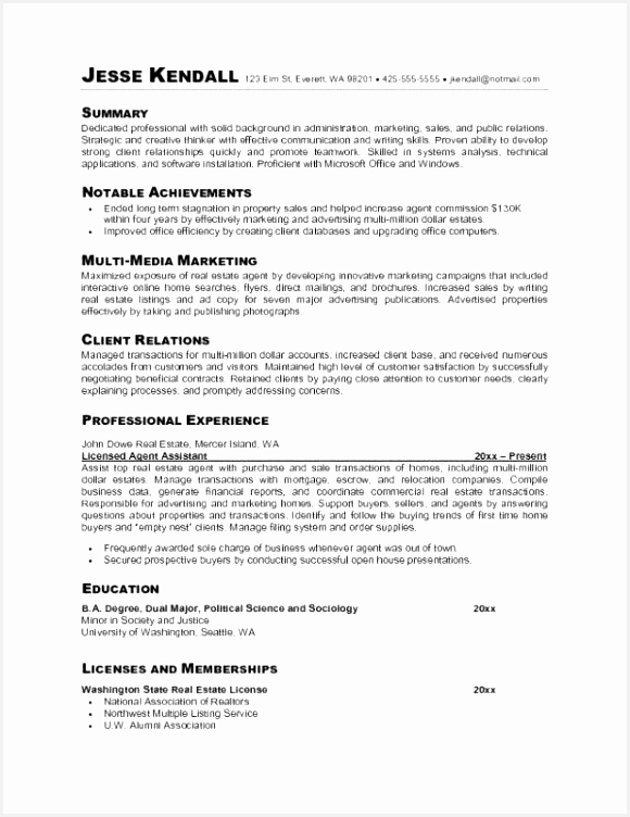 Od Resume Specialist Sample Resume Pruct Management And Marketing752580