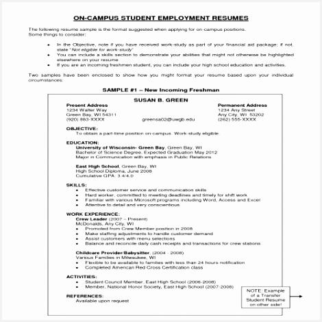Luxury Resume Objectives Examples Beautiful – judgealito470470ptzXw