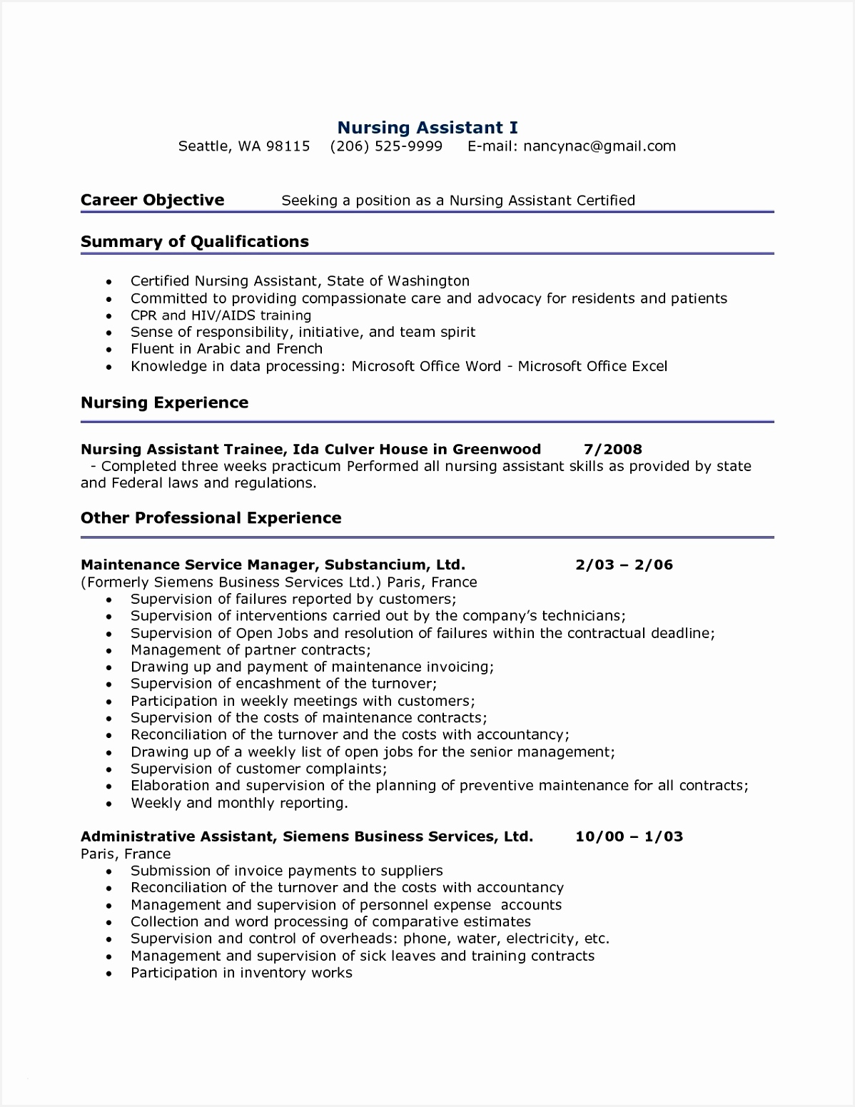 resume examples mechanical engineer Archives Margorochelle @ Contract Stress Engineer Sample Resume