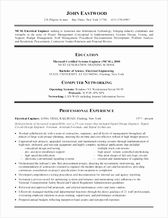 Contract Stress Engineer Sample Resume U8swn Luxury Mechanical Engineer Resume Template Resume Sample Web Designer744575