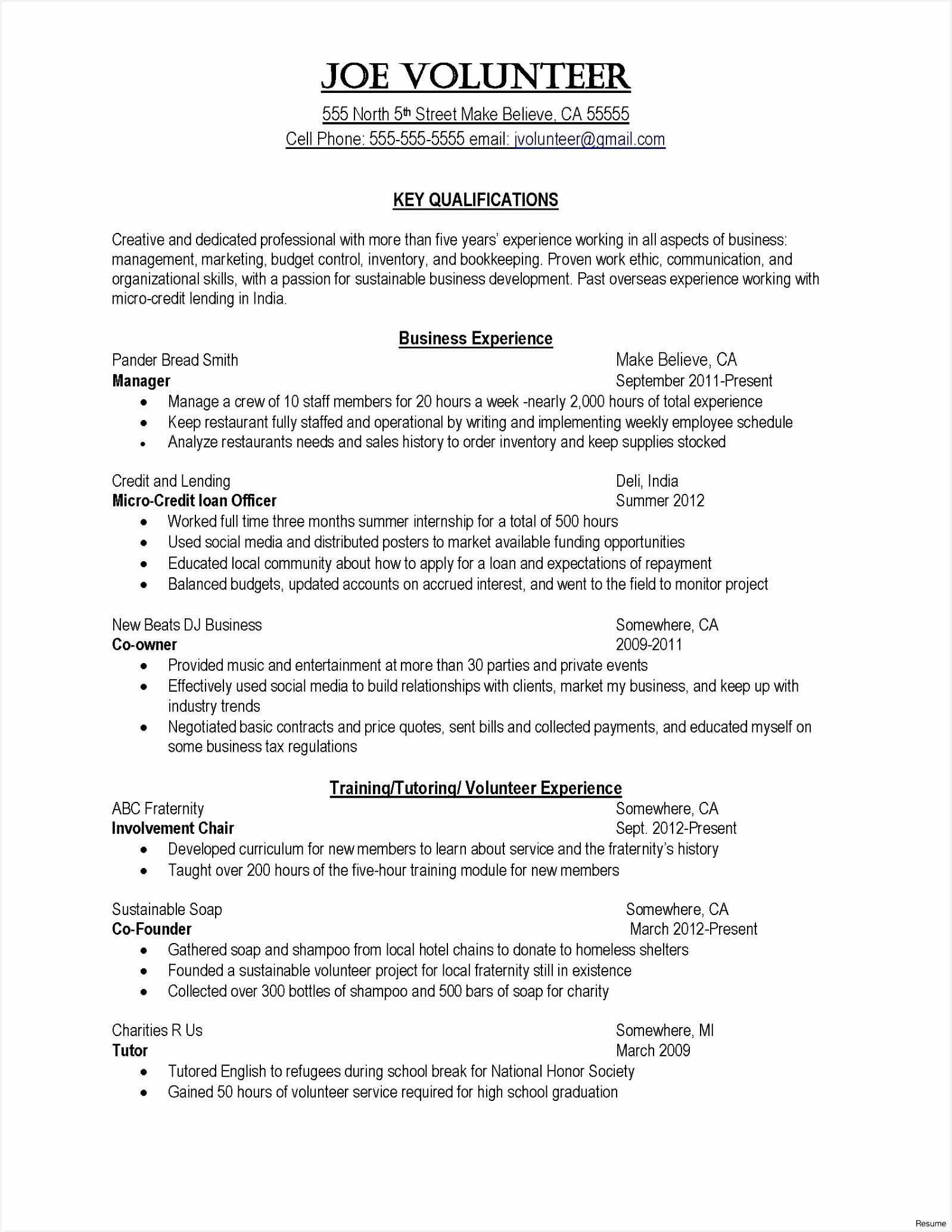 4 cv templates computer skills hnmkfx