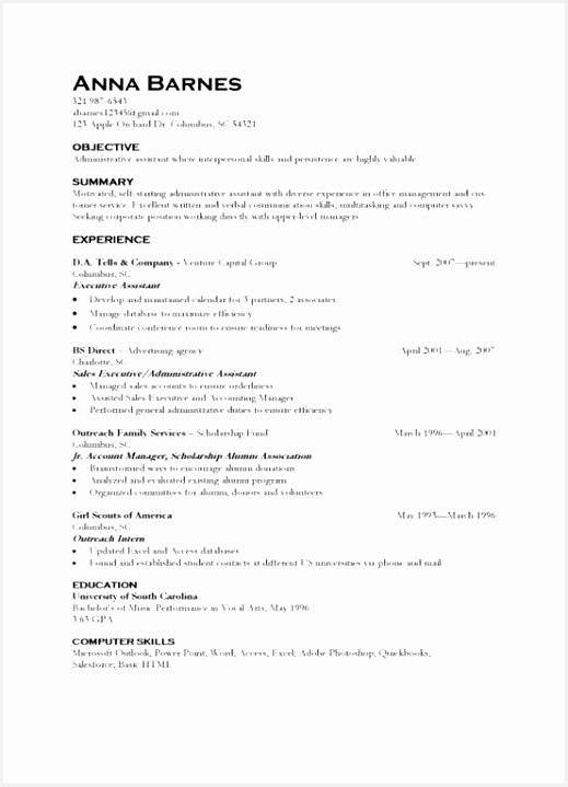 Cv Templates Computer Skills isusl Best Of Puter Science Major Resume Awesome Puter Science Resume Template Of 4 Cv Templates Computer Skills