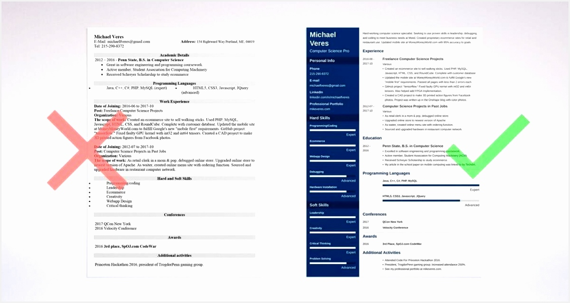 Cv Templates Computer Skills O0zyw Luxury Entry Level Resume Sample and Plete Guide [ 20 Examples] Of 4 Cv Templates Computer Skills