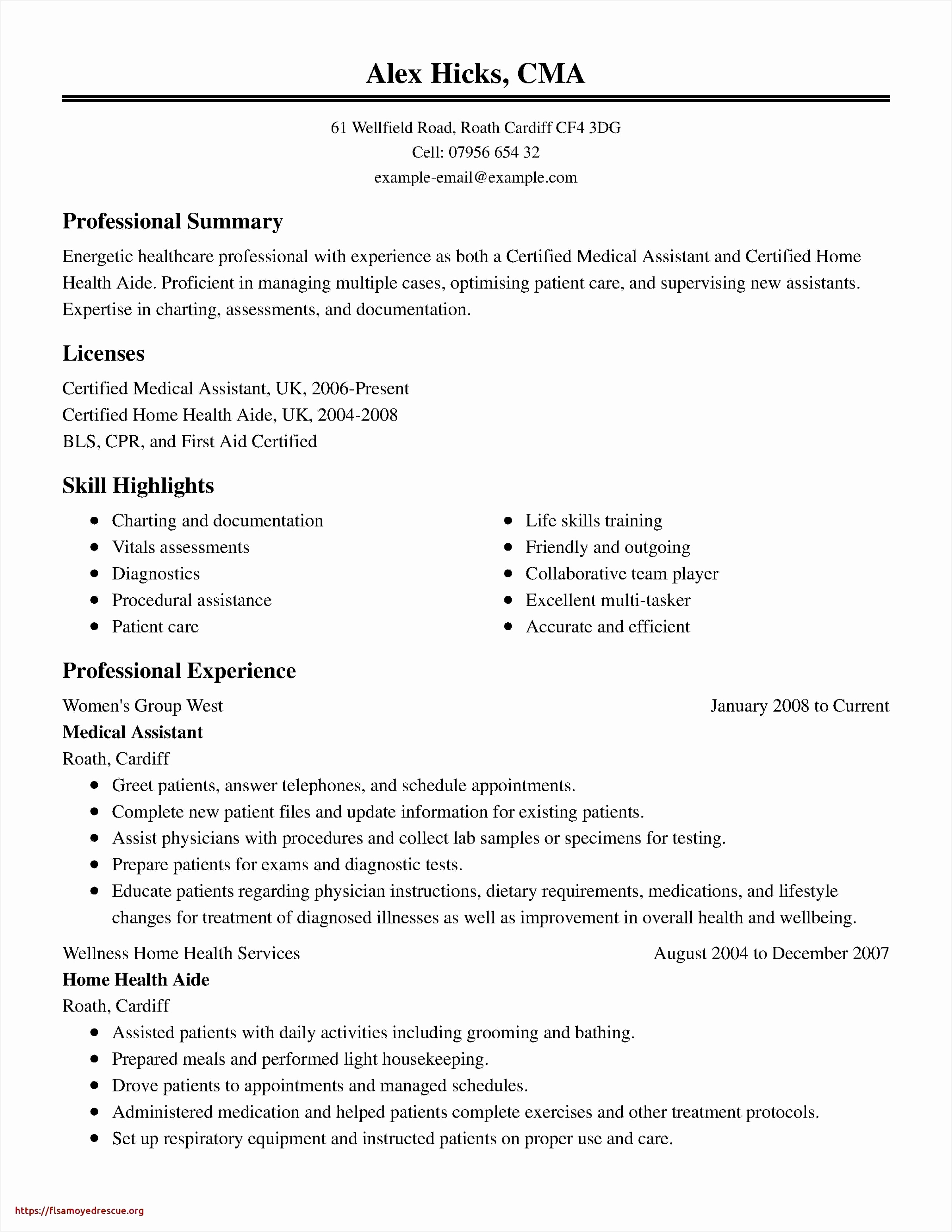 Examples A Resume Lovely Example Job Resume Fresh Luxury Examples @ Examples Resumes For Jobs fvlhh