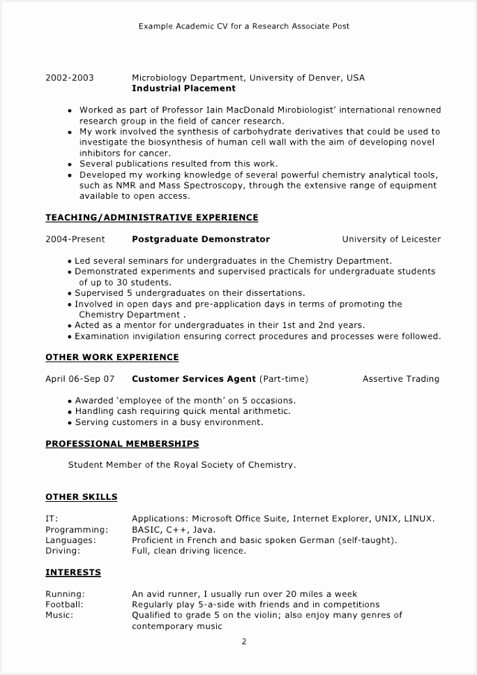 Free Sample Resume Template Dgsgy Lovely Skills Resume Examples – Free Resume Templates Of Free Sample Resume Template Yrygs Fresh 20 Resume format Examples