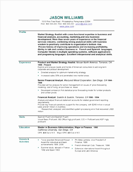 Free Sample Resume Template Uvwuu Awesome Best Free Resume Templates Of Free Sample Resume Template Bvepn Inspirational Free Executive Resume Template – Executive Resume Examples Good