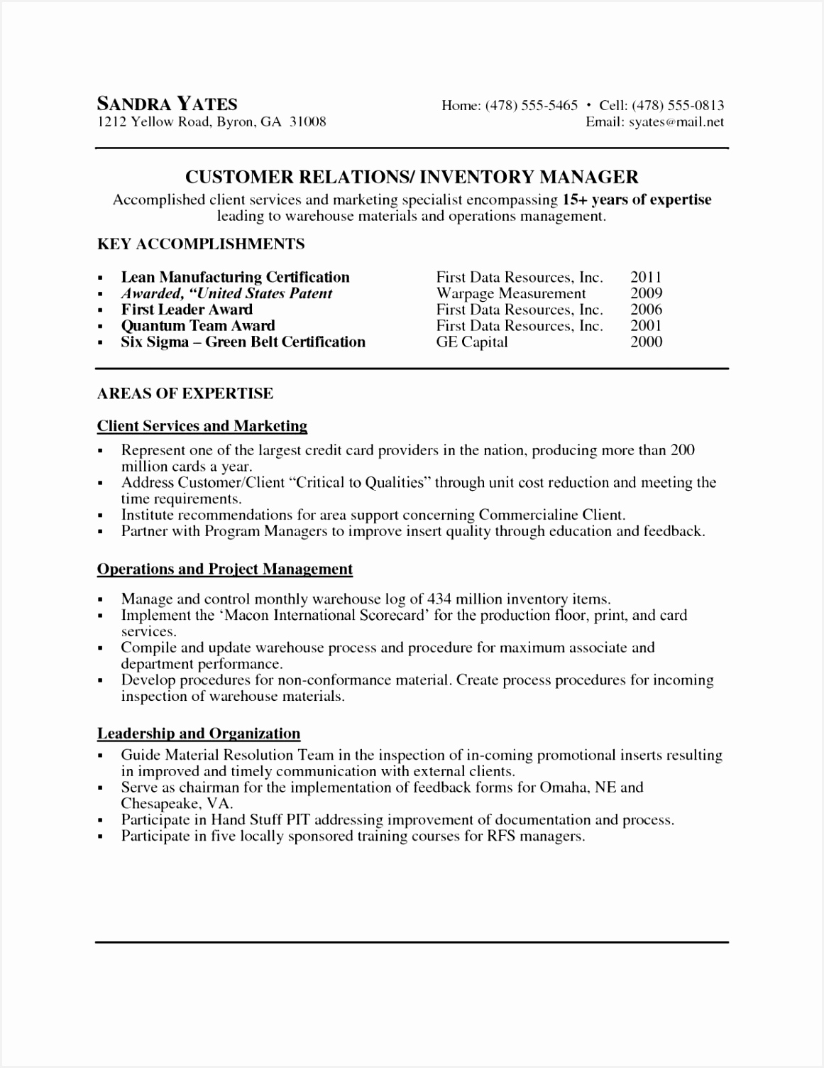 Quality Control Inspector Resume Sample Fghjg Inspirational Recruiter Resume Sample — Resumes Project15041161