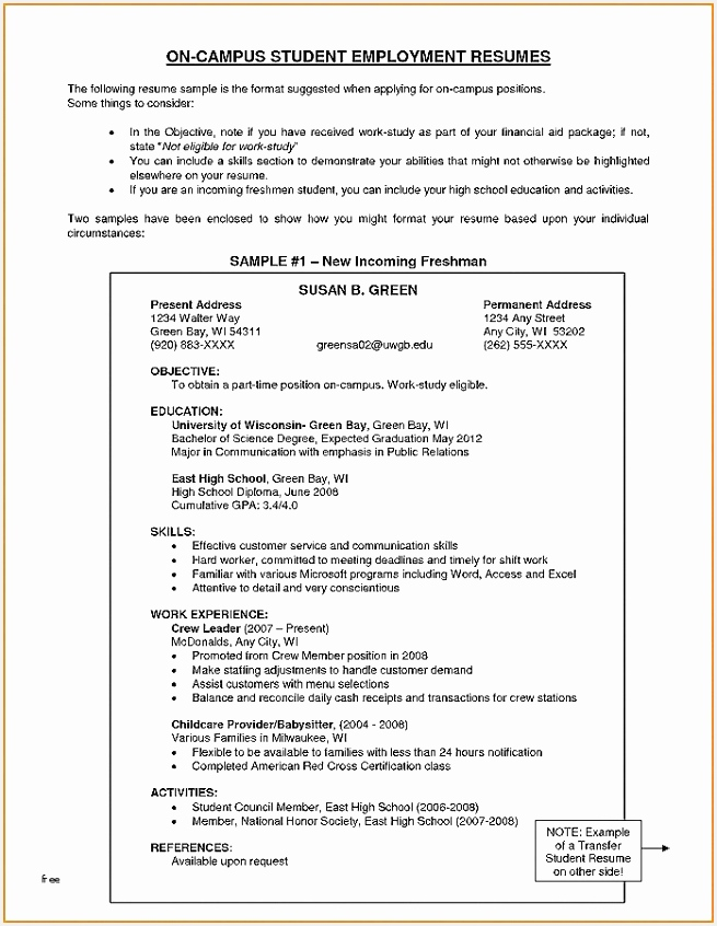 Resume Objectives for Graduate School Unique Resumes Skills Examples Resume Examples 0d Skills Examples for 846655zfske