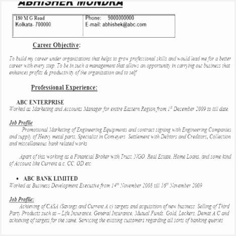 Sample Bank Management Resume Waafg Fresh Banking Skills for Resume Beautiful 25 New Property Manager Resume Of Sample Bank Management Resume Uqcle Beautiful Sample Resume for Experienced Banking Professional Beautiful