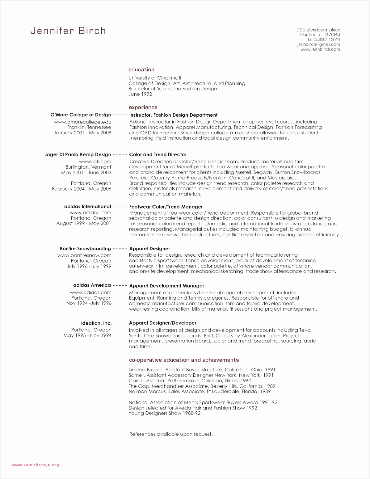 Associate Project Manager Sample Resume toeje Unique Nanny Sample Resume Basic Sample Nanny Resume Nanny Resume Samples15511198