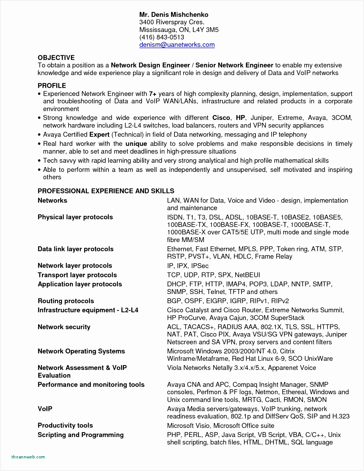 At and T Network Engineer Sample Resume Q6age Lovely Network Support Engineer Sample Resume Technical Support Engineer Of 5 at and T Network Engineer Sample Resume