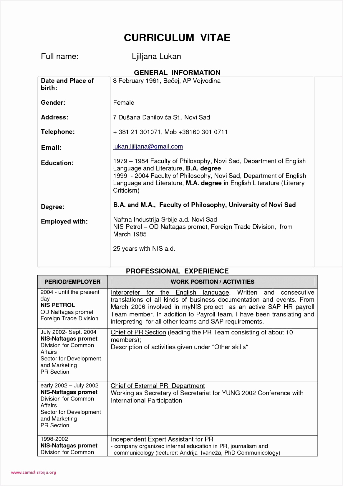 Medical Design Engineer Sample Resume Sample Resume format for Experienced Mechanical Engineer Bire 16481165disbo