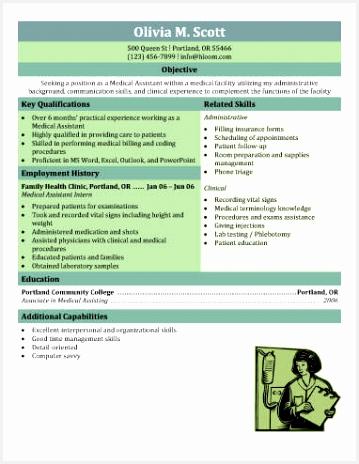 Certified Medical assistant Resume Sample Eeowa Lovely 16 Free Medical assistant Resume Templates Of 4 Certified Medical assistant Resume Sample