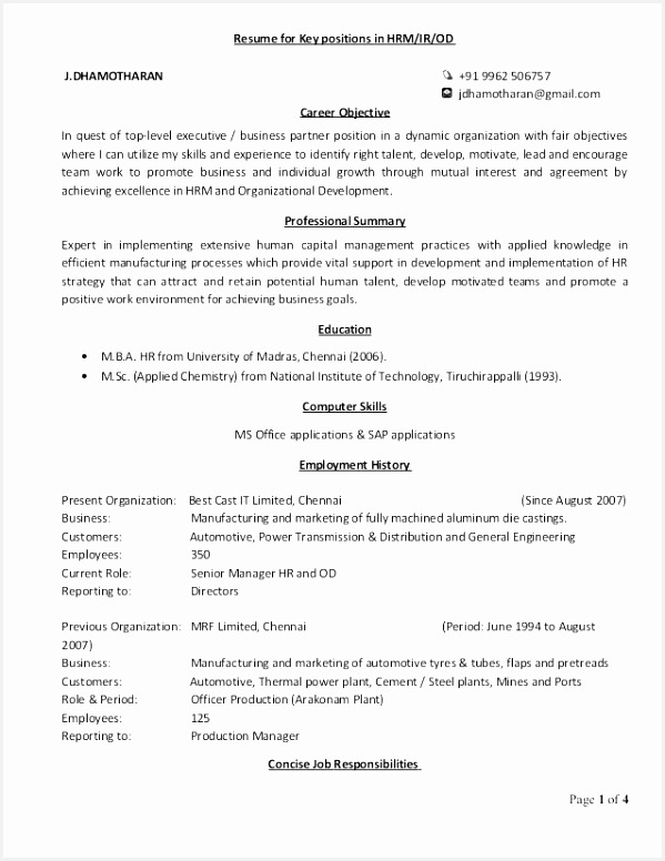 Chemist Resume Samples Yrvdf Best Of Job Resume Template Examples Free Basic Resume Templates New Skills Of 6 Chemist Resume Samples