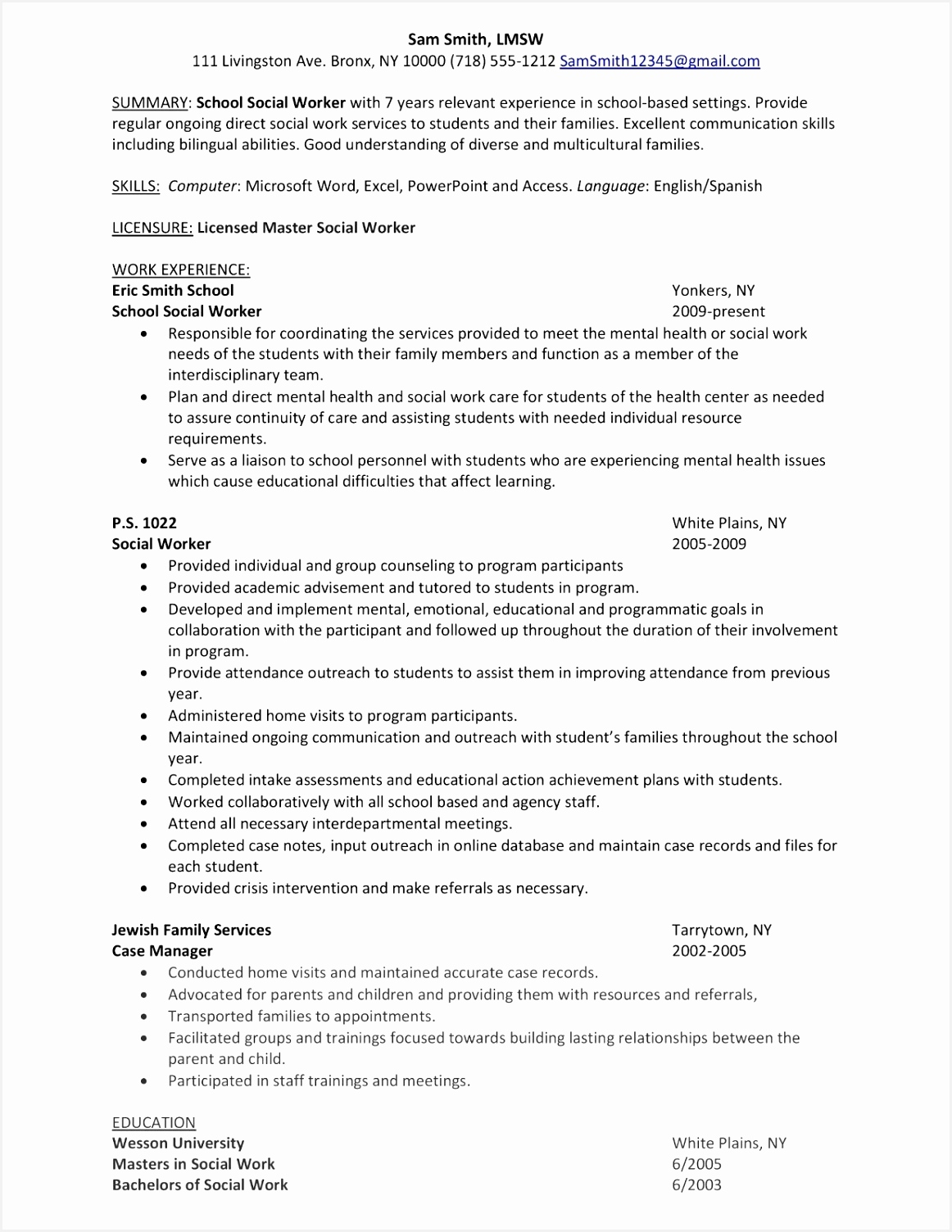Worker Resume Sample Sample Related Post 150411625mhrv