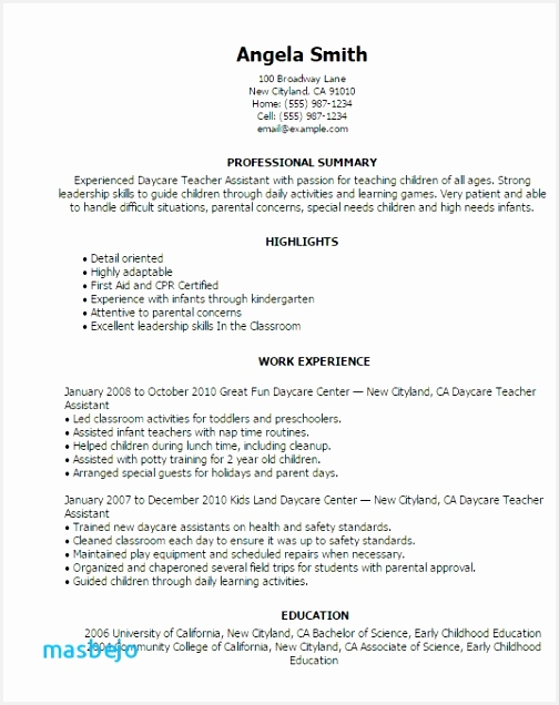 Kindergarten Classroom Ideas Beautiful Job Description Examples – Job Resume Example New Resume Examples 0d 6365043Yfgr