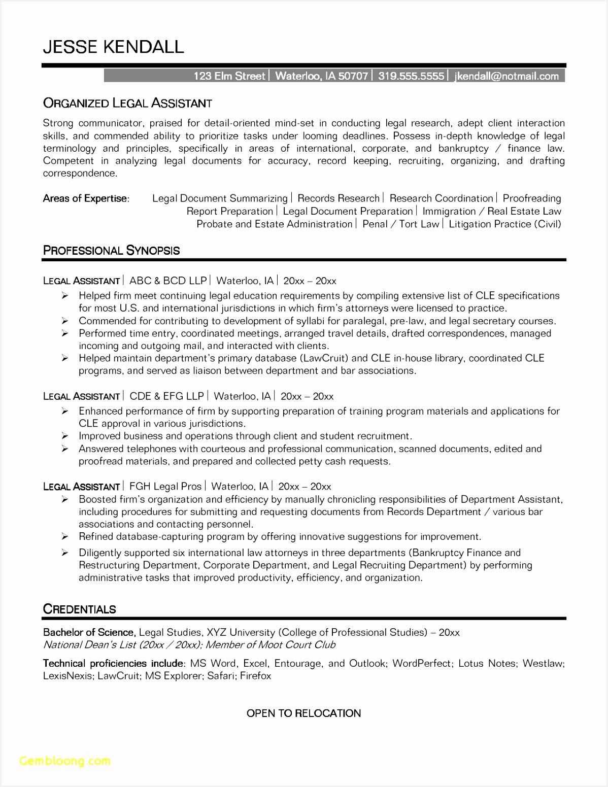 Civil Law attorney Resume Naazf Elegant Legal Resume Template Best attorney Resume Examples Extraordinay Of 7 Civil Law attorney Resume