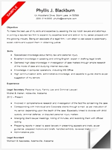 Legal Secretary Resume Sample Resume Cv Resume Format Sample Resume Criminal Law 295221ynwlt