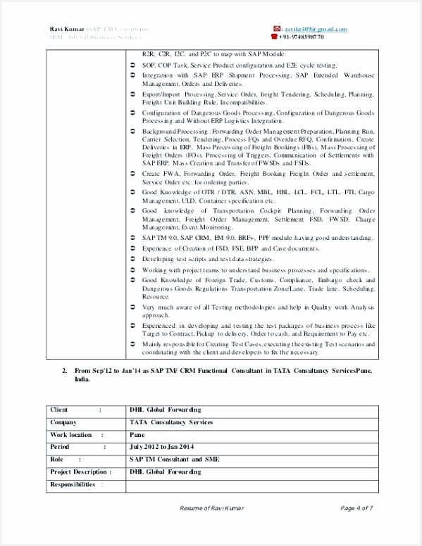 7 crm consultant sample resume xedyvk