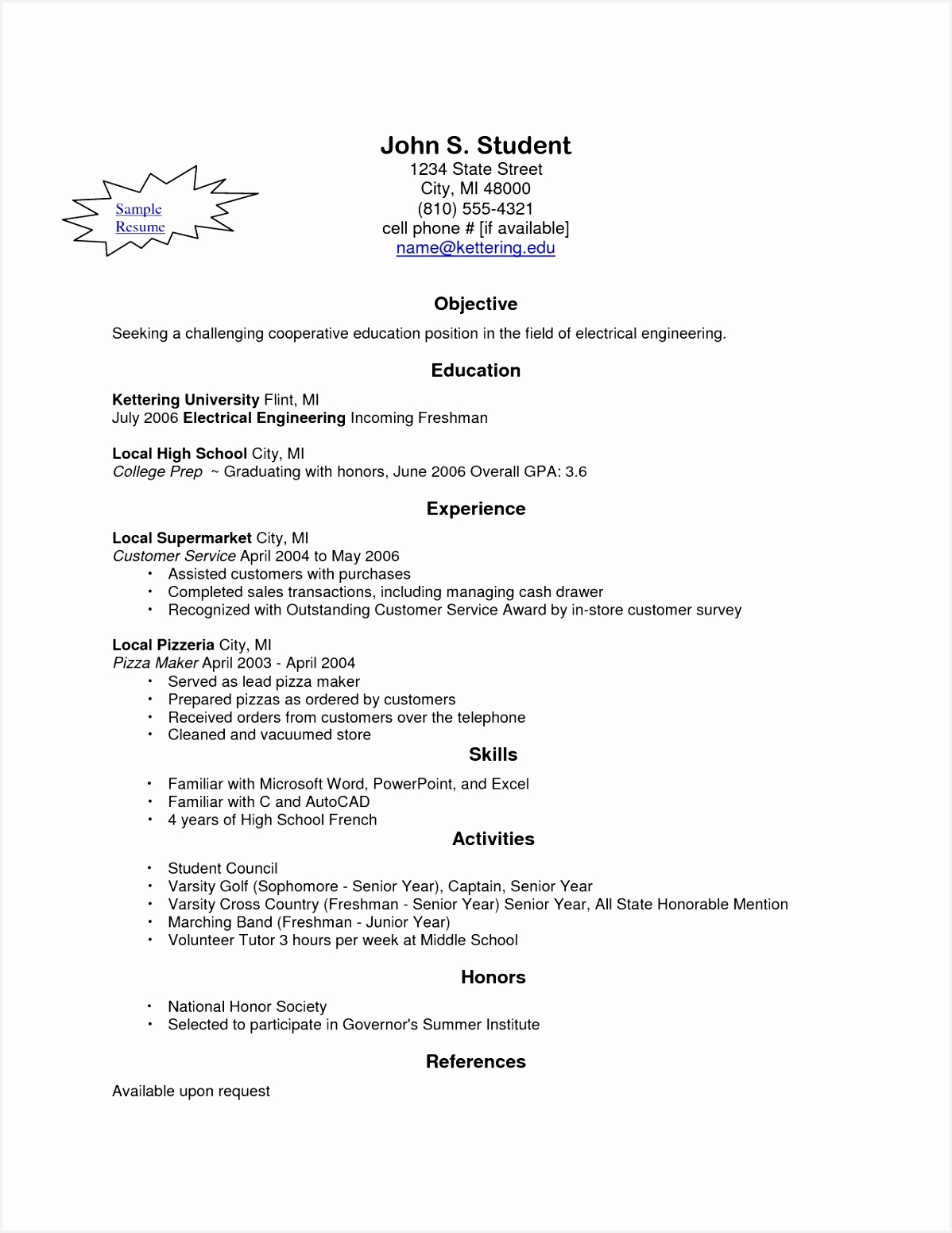 Electrical Field Engineer Sample Resume Vdflf Fresh Free Resume Maker Beautiful Awesome Best Resume Maker Awesome Resume Of 6 Electrical Field Engineer Sample Resume