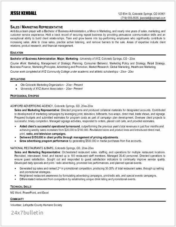 10 enterprise sales resume cbtcgm