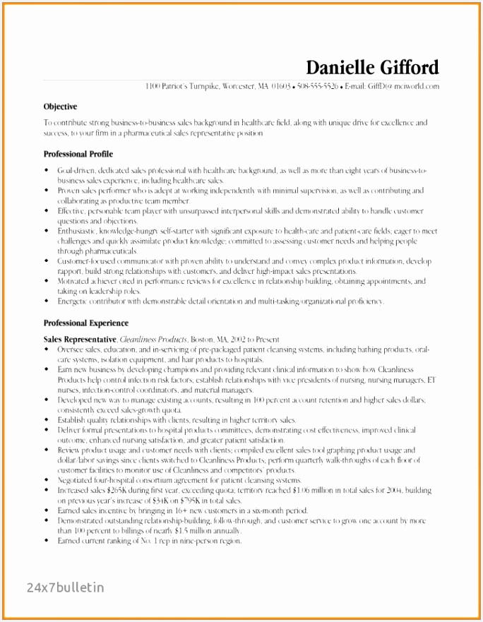 Pharmaceutical Sales Resume Examples Unique Resume Examples 0d Skills Examples for Resume Resume Example 8816846kdhn
