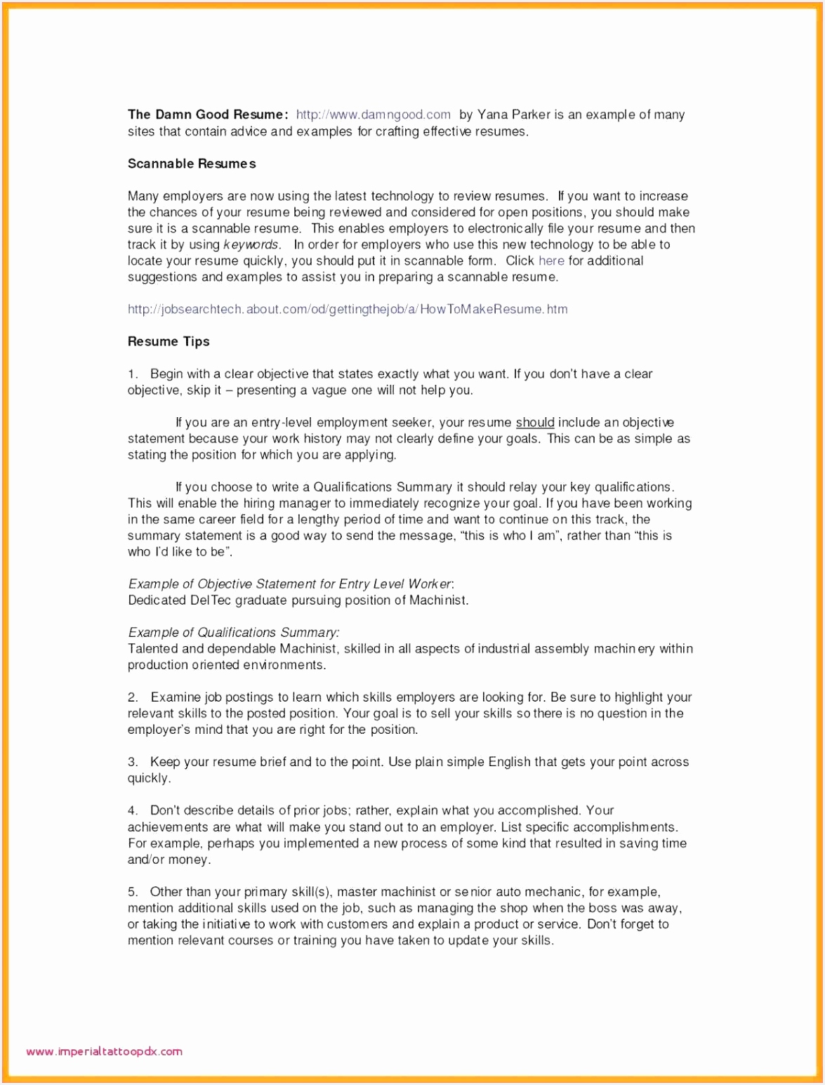 Our Best Gallery of 57 Sample Resume Objectives for Entry Level Jobs 15451175myRnh