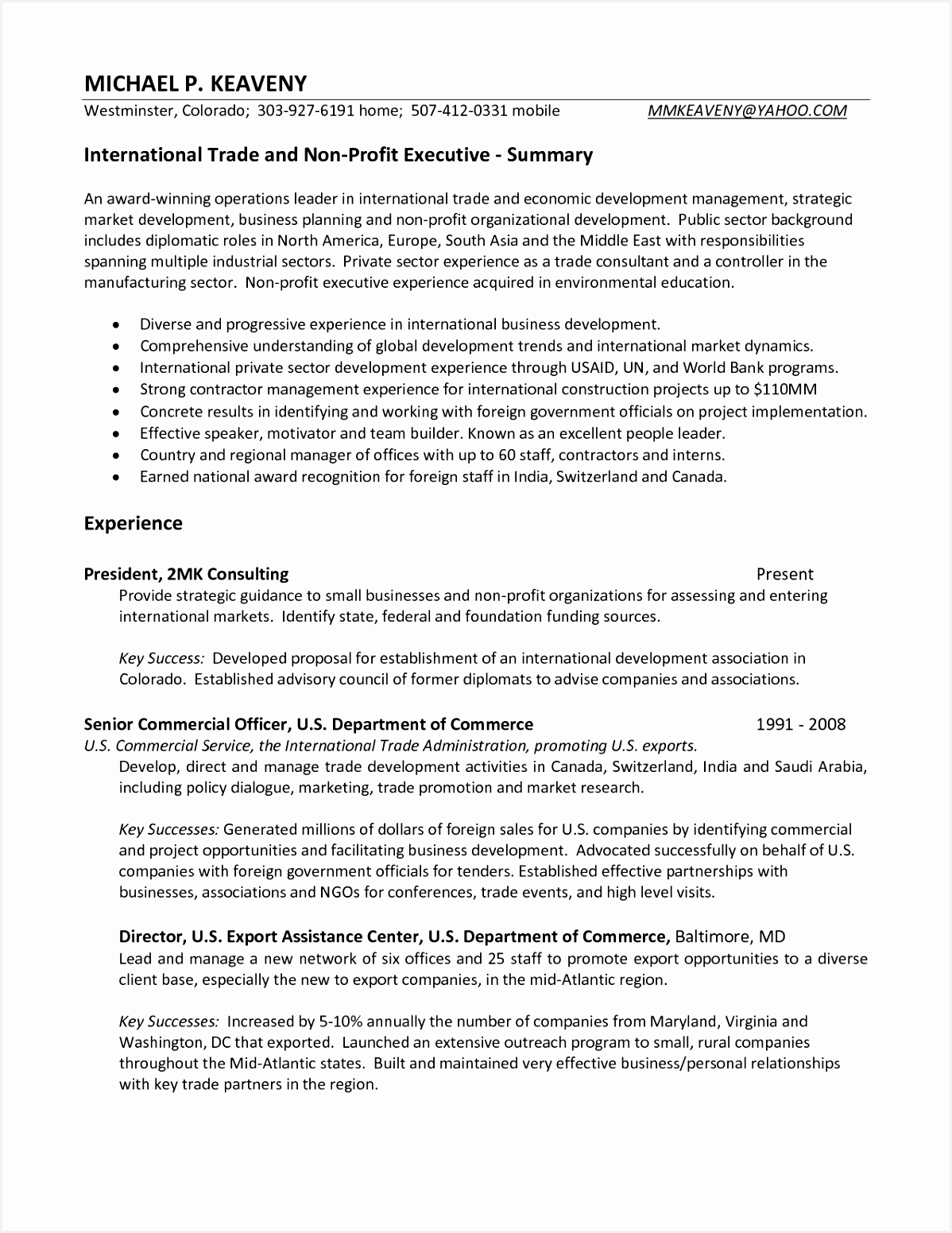 Example Of Marketing Resume Idgne Unique Marketing Director Resume Luxury Best Examples Resumes Ecologist15511198