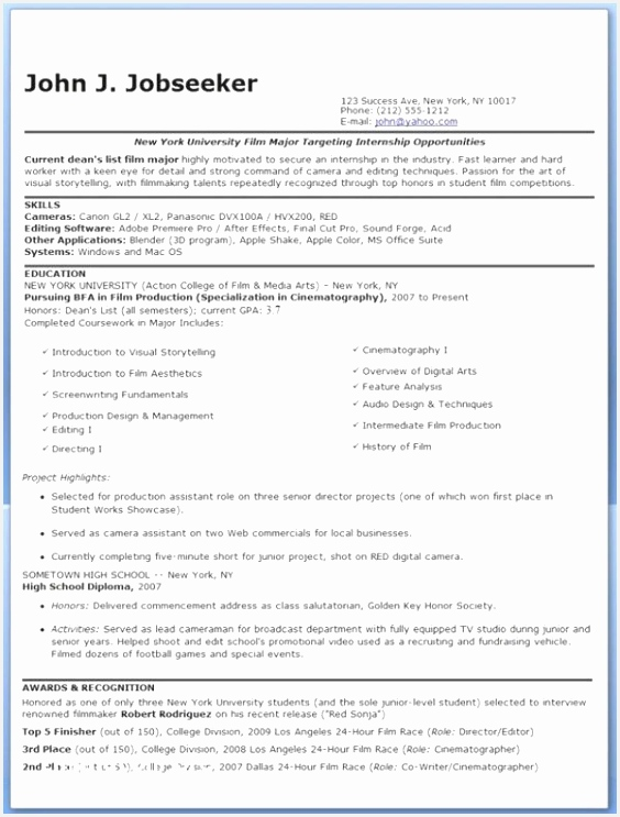 Example Resume Objectives Scholarship Resume 0d Professional Resumes Concepts High School Student Resume Objective 7435640jdTy
