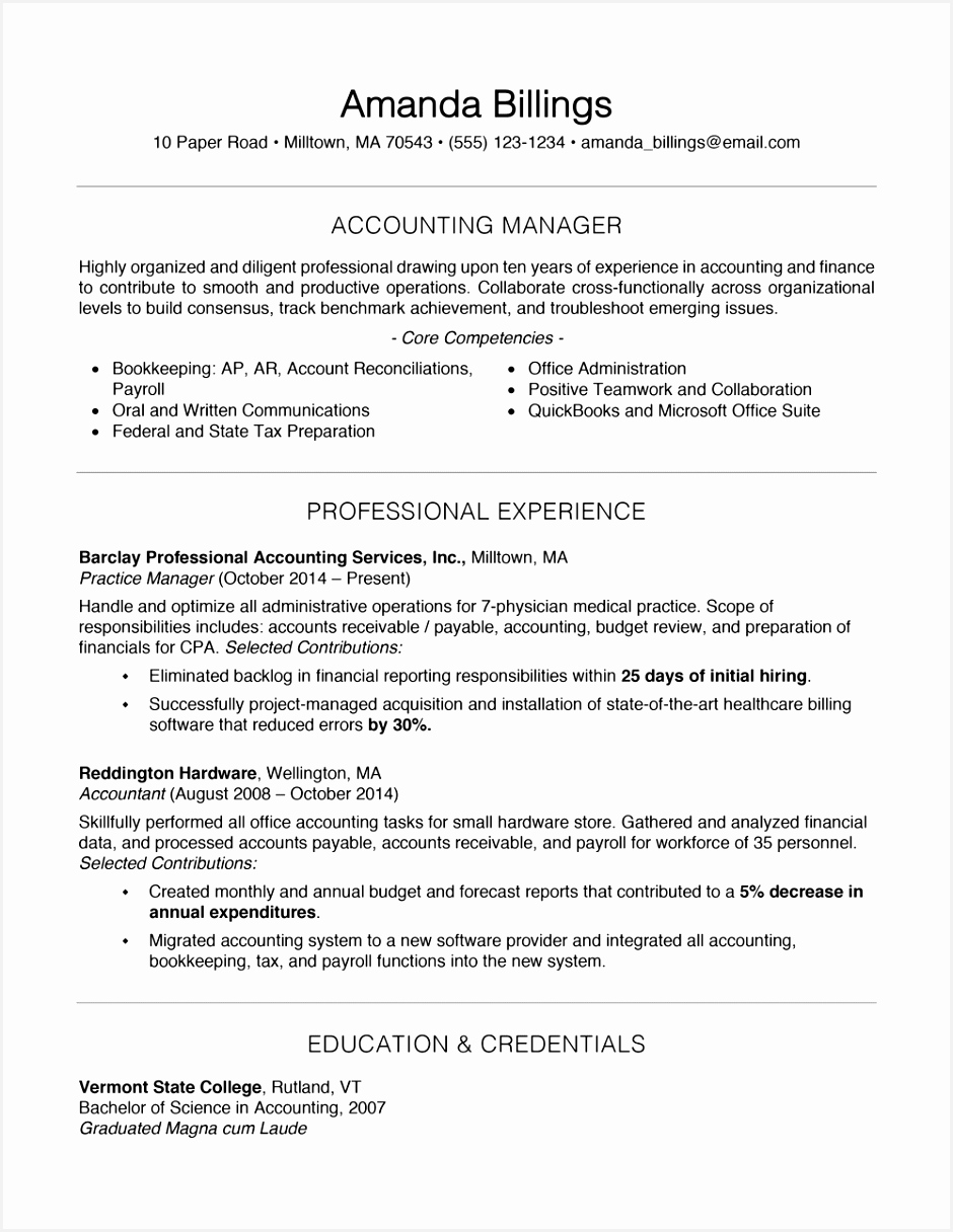 Literacy Specialist Sample Resume Kdcfo Inspirational Free Professional Resume Examples and Writing Tips1216940