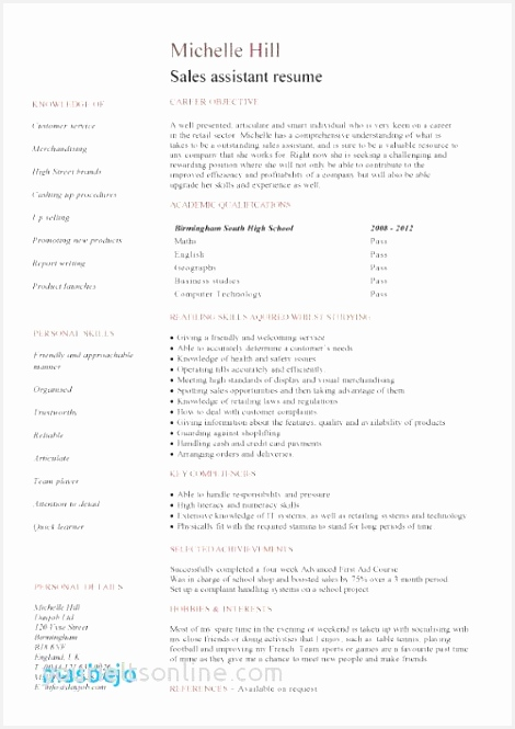 Making Resume format isqig Beautiful Proper Resume format Awesome How to Write A Proper Resume Example665470