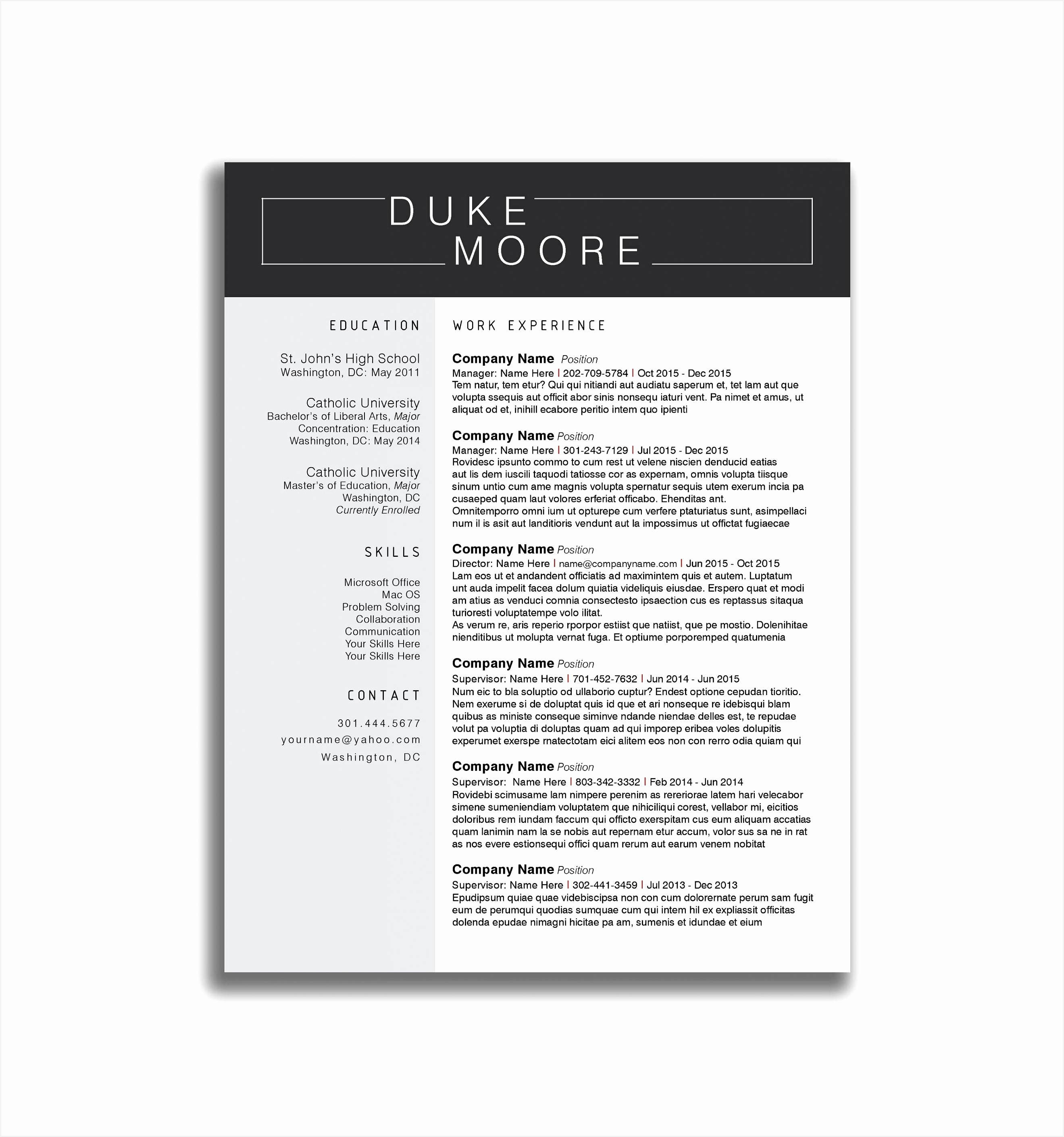 Microsoft Word Resume Template017 I6rky Elegant 017 Invoice Template Google Docs Spreadsheet Uk Contractor Does Have Of Microsoft Word Resume Template017 Dtagp Fresh Breast Cancer Brochure Template Collection Free Brochures New