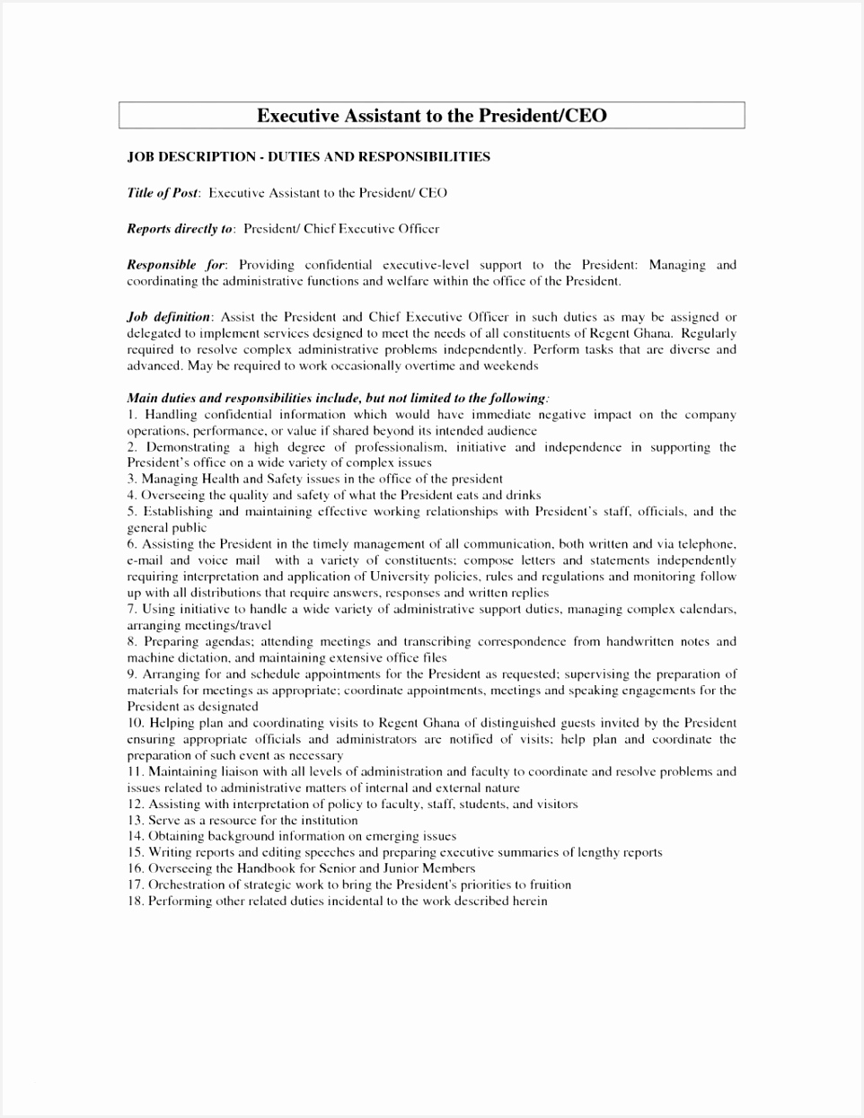 Morgue attendant Sample Resume Ckwri Lovely Chief Executive Ficer Resume Sample Coo Resume Templates – Free1245962