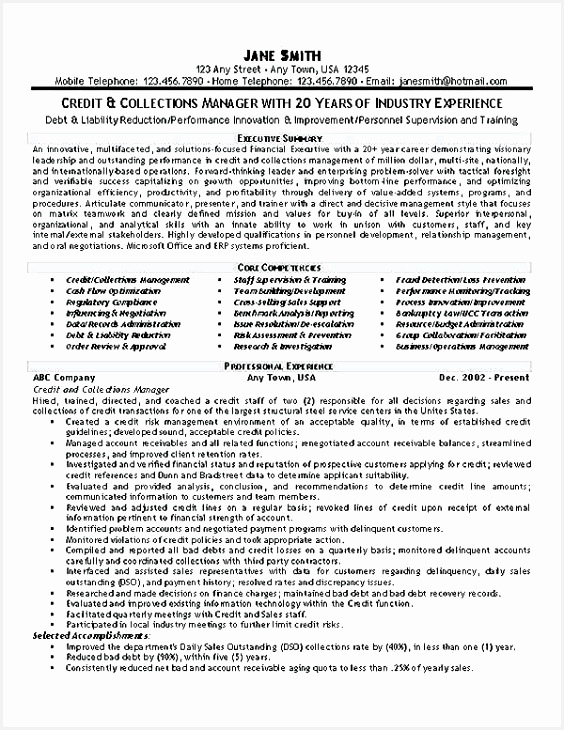6 mortgage collector sample resume rortvu