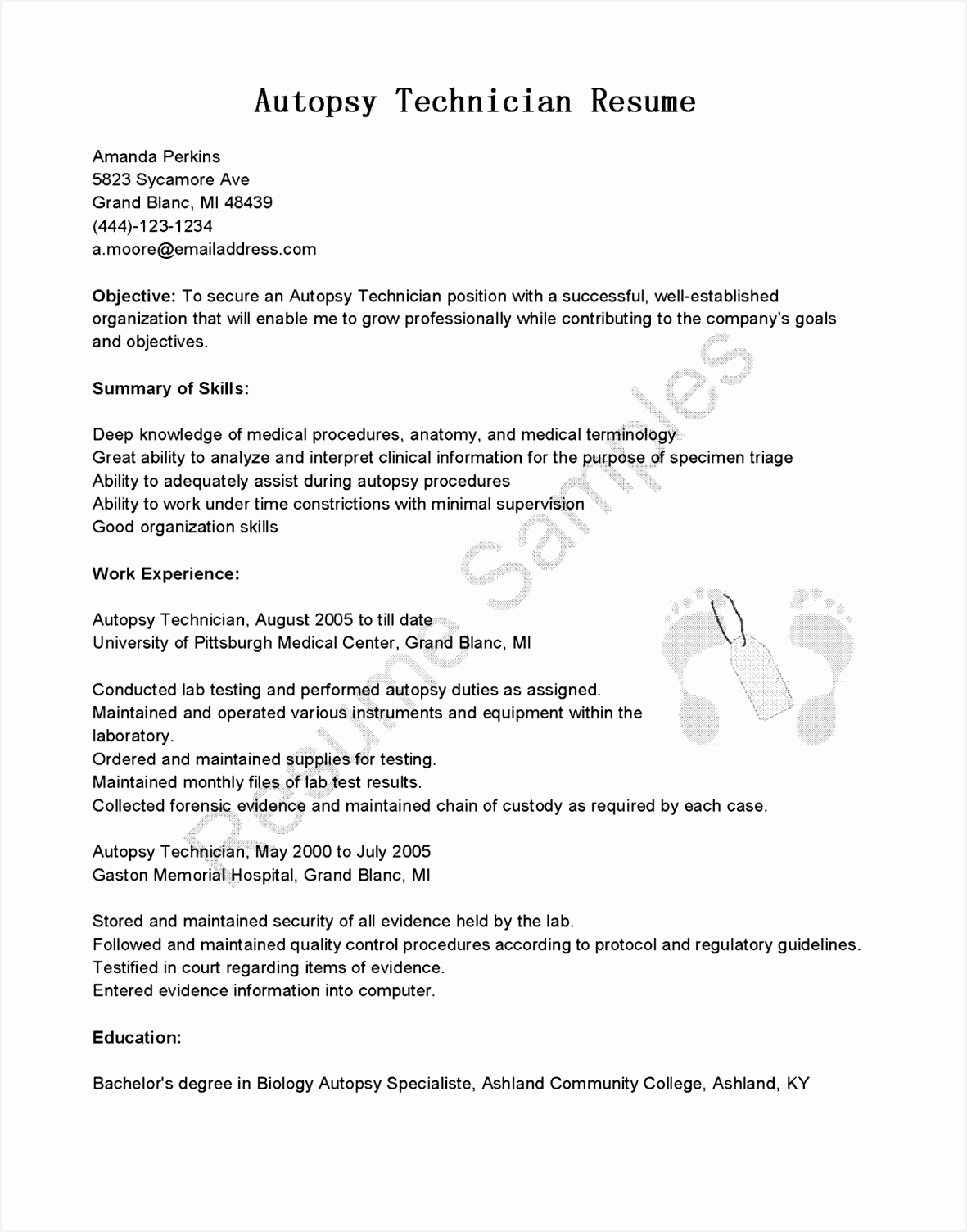 Objective for A Job Resume Jqyec Beautiful Writing A Resume Awesome Luxury Examples Resumes Ecologist Resume 0d15041181