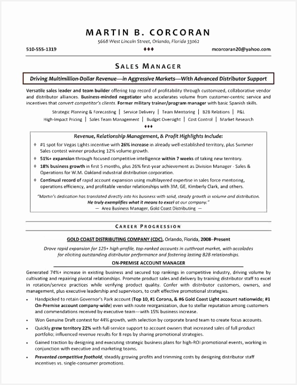 Objective for Resume for Sales Qsshn New 27 Free Resume for Sales Sample Of 6 Objective for Resume for Sales