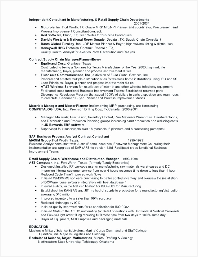 Quality Control Analyst Sample Resume Azjhe New Resume Examples for Quality assurance Analyst Beautiful S Qa886684
