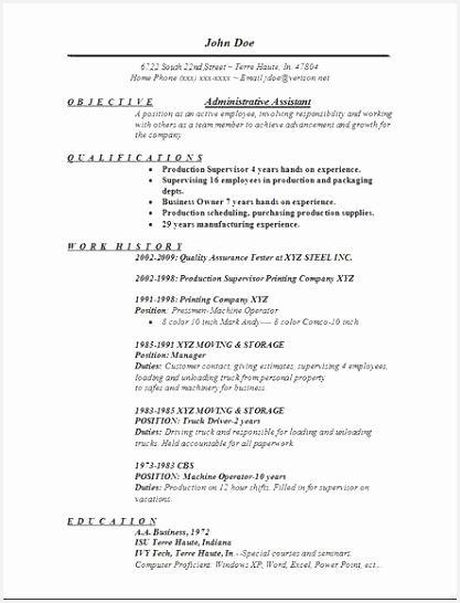 Resume for Machine Operator Rdh4r Best Of Basic Resume Sample Professional Color Words format Good Words to Of Resume for Machine Operator Zwrhr Elegant 14 Resume Examples for Machine Operator Resume Collection