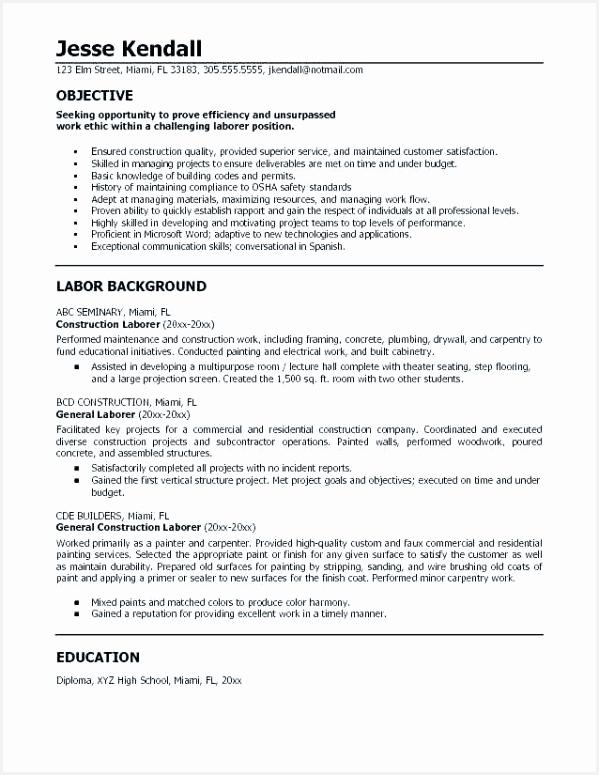Resume Of Construction Worker Ksdjc Lovely Resume Construction Pany Resume How to Write the Best Resume Of 4 Resume Of Construction Worker