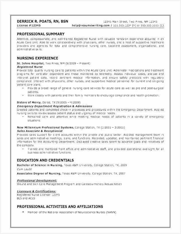 Credentials Examples for Resume 16 Recent Resume Examples 0d Skills Resume Examples Resume Example Pleted 816631vxkht