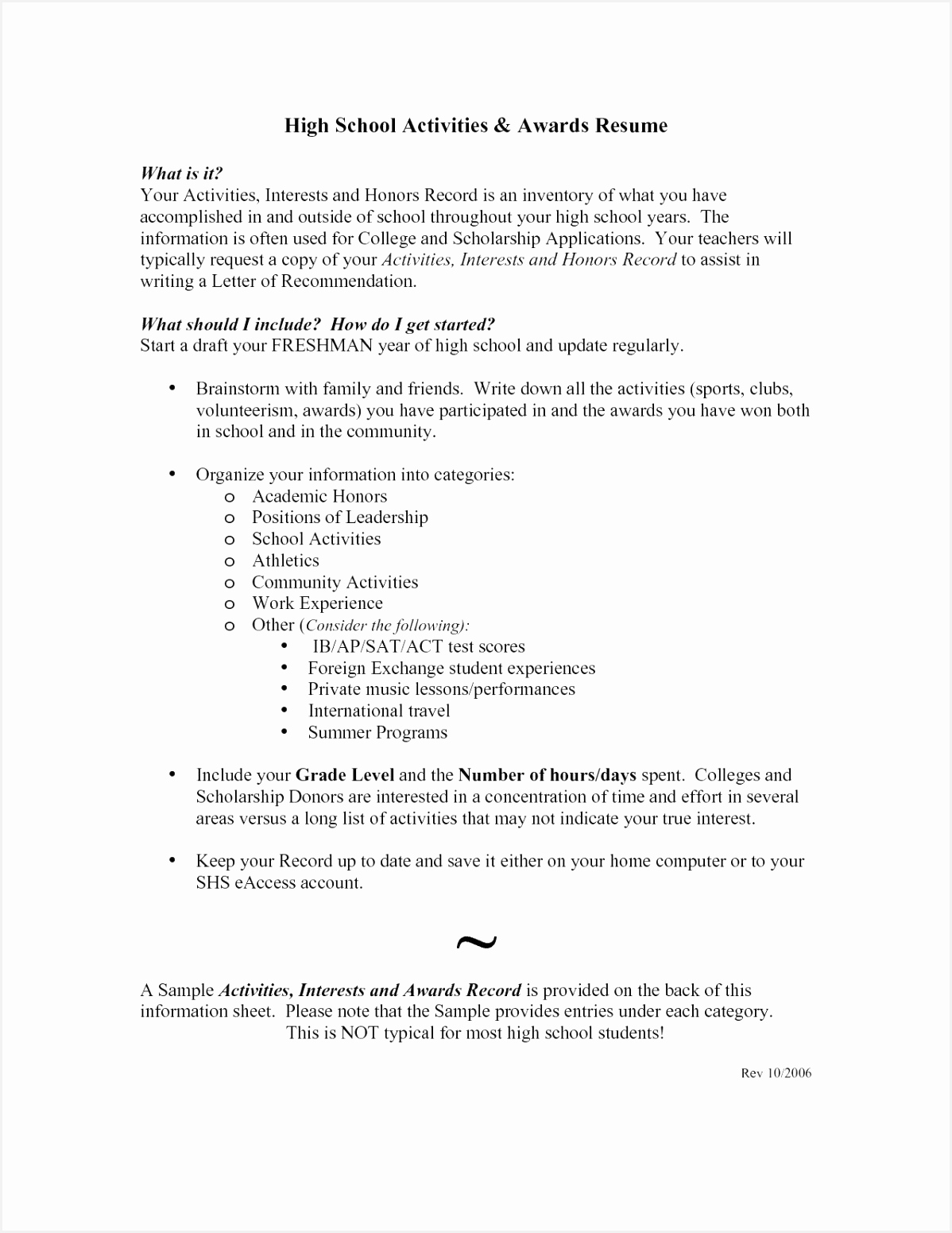 Sample Of A College Student Resume Nadqh Awesome Job Resume High School Student Best 21 Lovely Job Resume Examples Of 7 Sample Of A College Student Resume
