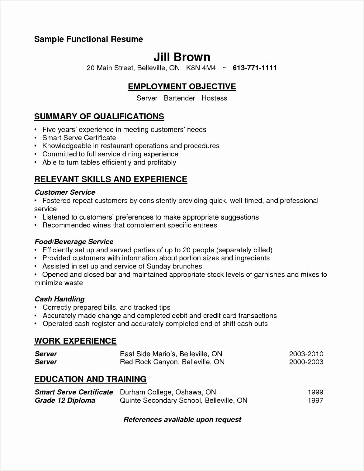 Sample Of Student Resume C6hfu Awesome Bartender Resume Templates Elegant Outline Resume Lovely American Of 10 Sample Of Student Resume