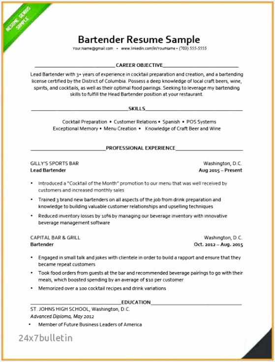 Sample Resume for Promotion Gdzln Luxury Promotional Resume Examples New Receipt Book Walgreens Examples Of 7 Sample Resume for Promotion