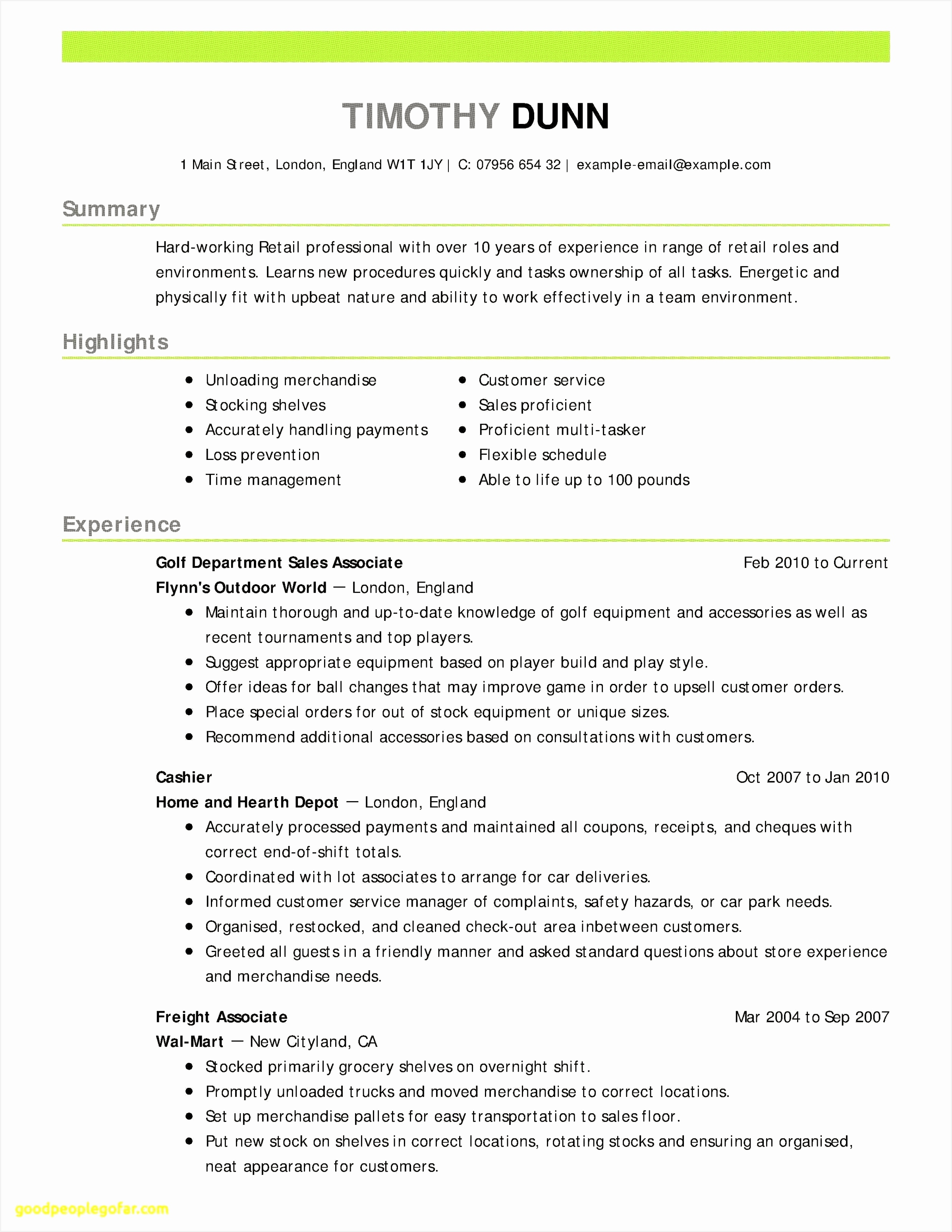 Resume Bullet Points Customer Service Valid Resume Format Samples Sample Resume Skills Fresh Resume Examples 0d 31022397xpekc