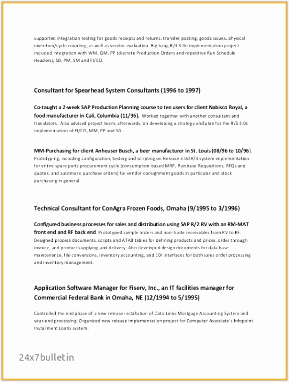 Leasing Consultant Resume Examples New It Consultant Resume Sample 7605759eyyq